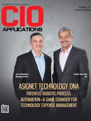 Asignet Technology DNA: Patented Robotic Process Automation—A Game Changer For Technology Expense Management
